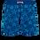 Thumbnail: Maillot de bain MOOREA Starfish Dance Flocké - VILEBREQUIN