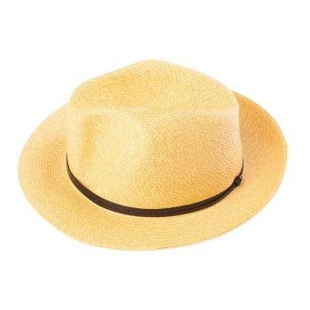 Chapeau en papier PAILLE - TRAVAUX EN COURS