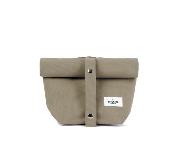 Lunch Bag Argile THE ORGANIC COMPANY - Merci Marius x I live bio