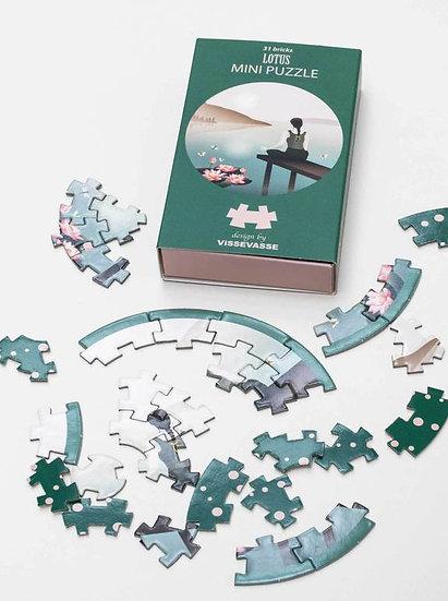Mini puzzle Lotus - Vissevasse