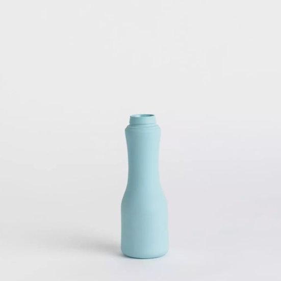 Vase bouteille #6 Light blue - FOEKJE FLEUR