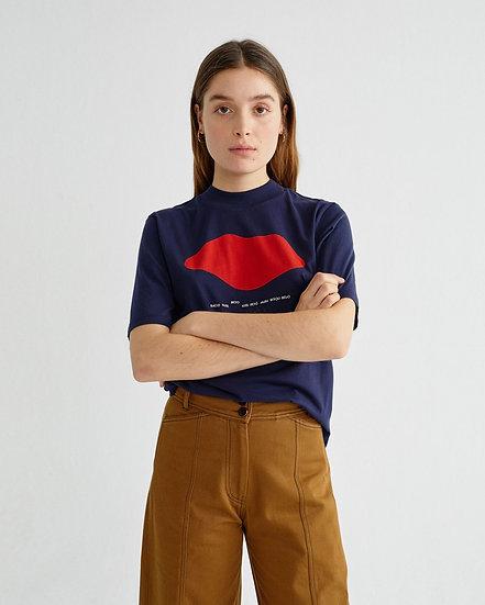 T-Shirt Beso - Thinking Mu