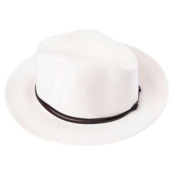 Chapeau en papier BLANC - TRAVAUX EN COURS