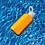 Thumbnail: Gourde en verre MANGHO 500ml - NUOC
