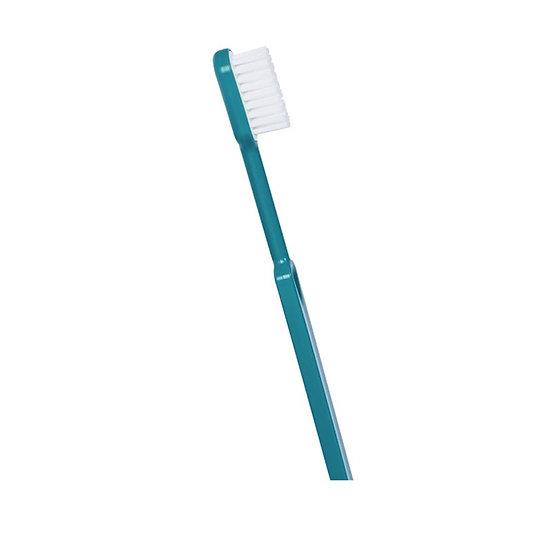 Brosse à dent souple Turquoise - CALIQUO