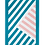 """Thumbnail: Serviette de plage """" Daniel """" turquoise - La Serviette Paris"""