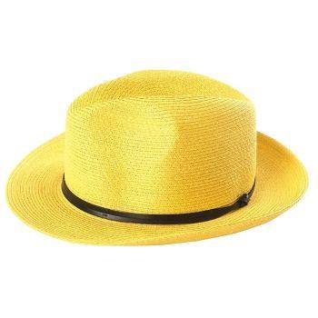 Chapeau en papier TOURNESOL - TRAVAUX EN COURS