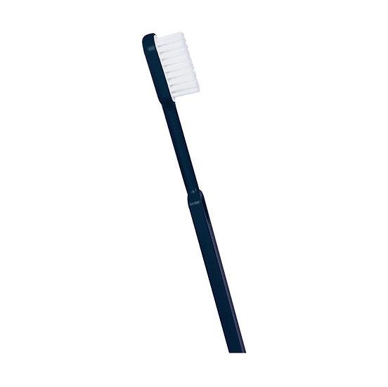 Brosse à dent médium Bleu Marine - CALIQUO