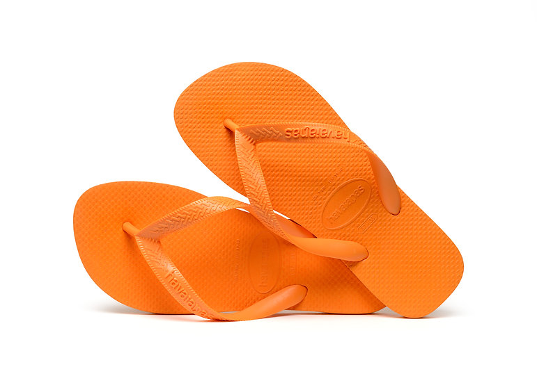 Top Orange - Havaianas