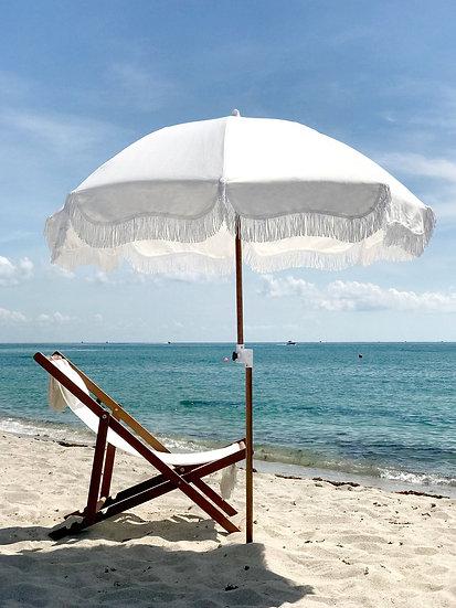 Parasol HOLIDAY Antique White - BUSINESS & PLEASURE