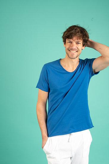 T-shirt Bobby Royal - LES GARÇONS FACILES