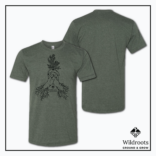 "Wildroots ""Ground and Grow"" T-Shirt"