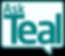 Ask Teal logo