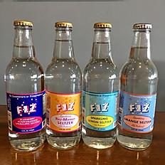 Flavored FIZ Seltzer
