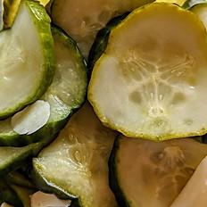 Housemade Garlic Pickles Pint
