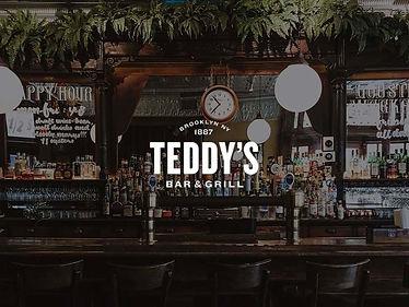 2 virtual Martinis at Teddy's