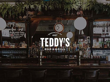 2 virtual Martinis at Teddy's