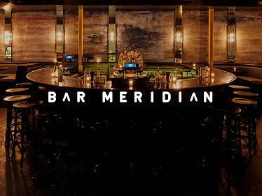 2 Buicks at Bar Meridian