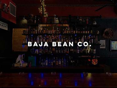 2 Margaritas at Baja Bean Co