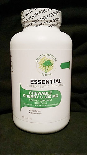 Chewable Cherry C -300 mg