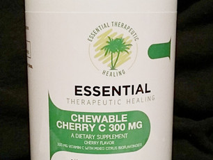 Announcing our very own Chewable Cherry Vitamin C!