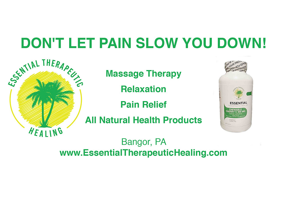 Lehigh Valley, Essential Therapeutic Healing, bangor pa, Health, healing, whole body health, Massage Therapy, essential oils, natural, Pain relief, heal, holistic,