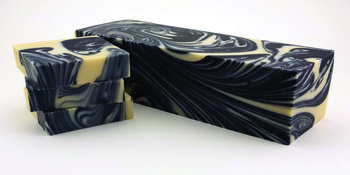 Charcoal Spice Vegan Soap