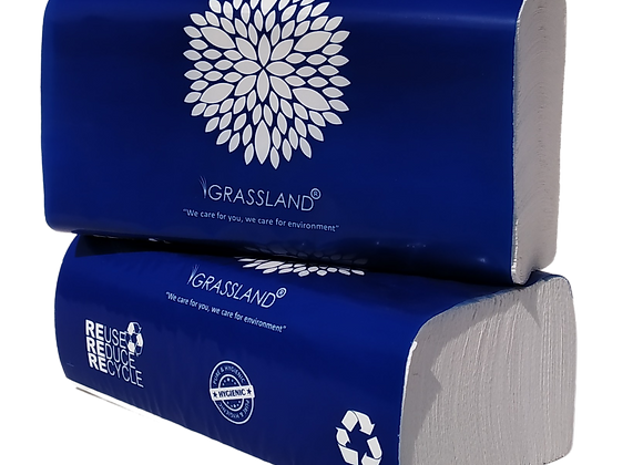 Grassland M-Fold Paper Towel - 125 Pulls