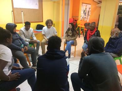 Círculos de Jovens- Programa Cidadania Ativa