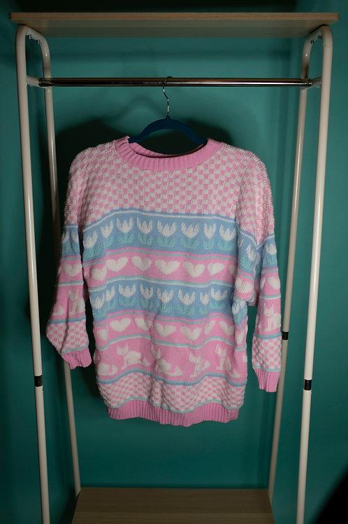 Smitten Kitten Sweater