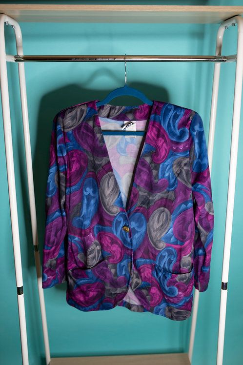 All fun and games blazer