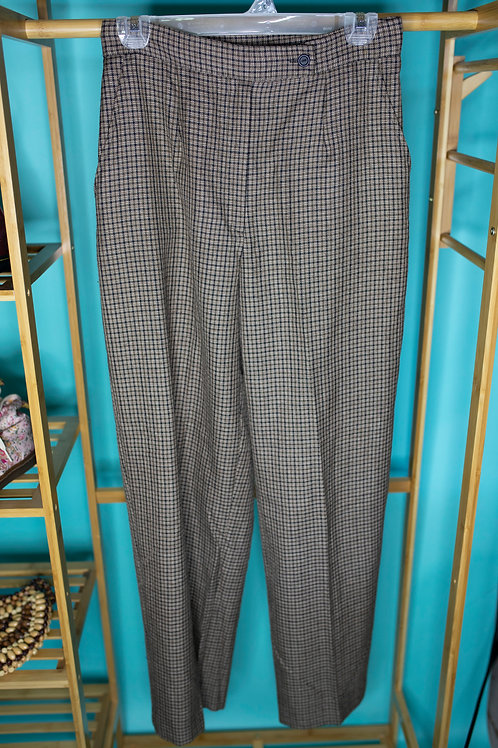Back in Style Plaid Pants