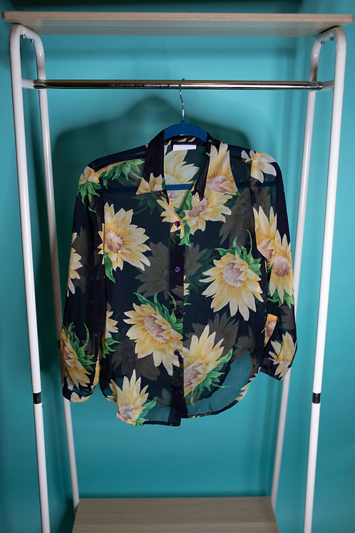 You're a sunflower top
