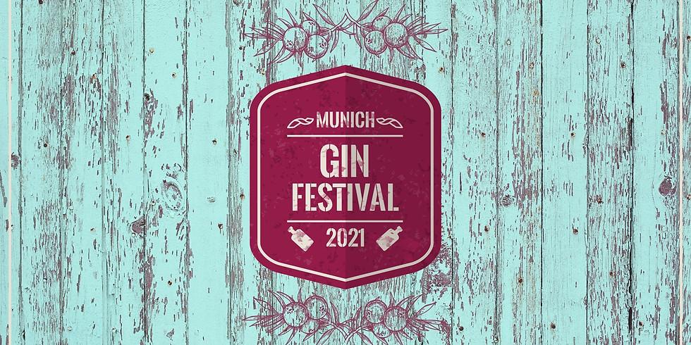 Munich GIN Festival 2021 - wird verschoben