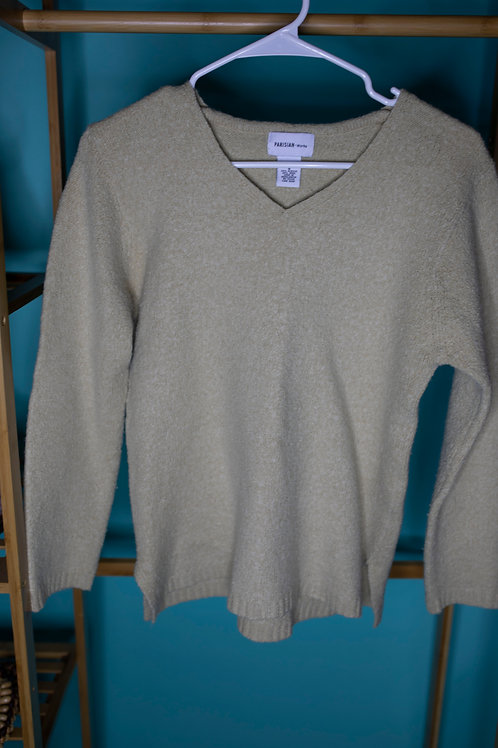 Neutral Game Sweater
