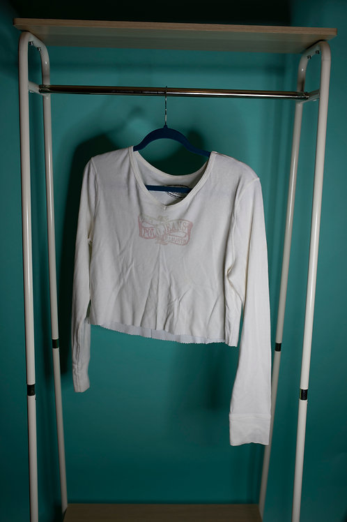 Marco Polo Long Sleeve Crop