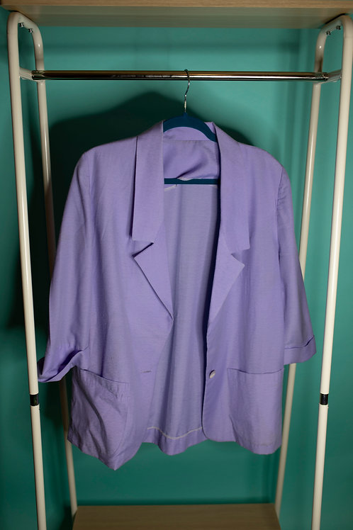 Purple Passion Blazer