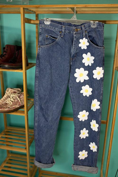 Daisy Dreamin' Denim Jeans