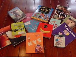 Bøger om seksualitet