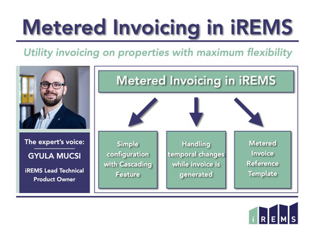 Metered Invoicing in iREMS