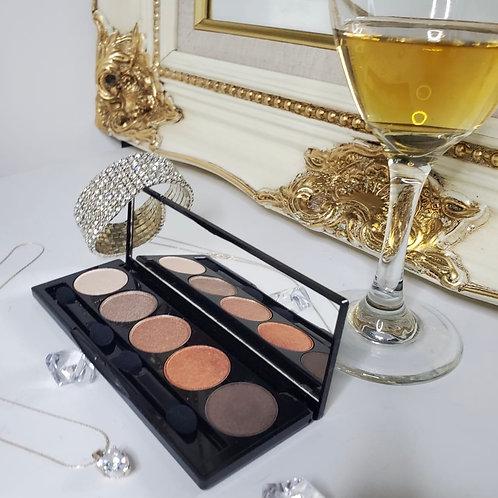 Champagne Diamond Eyeshadow Palette
