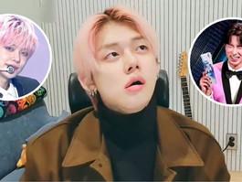 Yeonjun revela seus sentimentos sobre a performance de Hug (TVXQ) e a reação de Yunho