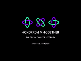 """REVELADO O NOME DO NOVO ÁLBUM DO TXT: """"THE DREAM CHAPTER: ETERNITY"""""""