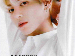 "ENTREVISTA: Taehyun para ""S Cawaii Magazine"" (fev/21)"