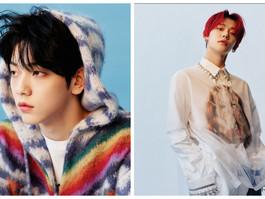Soobin e Yeonjun estarão na edição de maio da revista GQ Korea