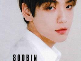 """ENTREVISTA: Soobin para """"S Cawaii Magazine"""" (fev/21)"""
