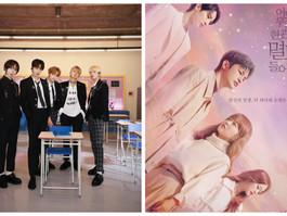 """O TOMORROW X TOGETHER estará na OST do novo drama da TVN, """"Doom at Your Service"""""""