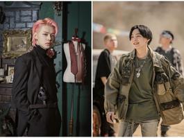 Yeonjun elogia a ética de trabalho de Suga (BTS) na discussão de uma possível mixtape