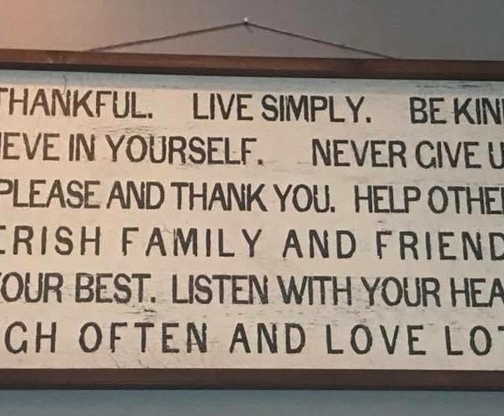 Important reminder!