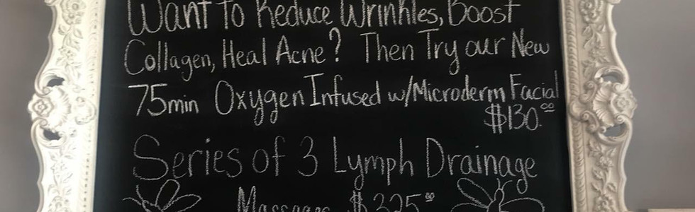 Oxygen Infused with Microderm Facial